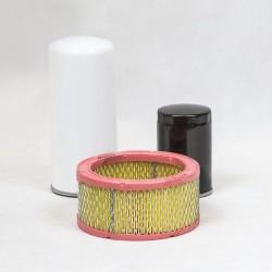 Zestaw filtrów Filtry Airpol 15 18 22 Evo