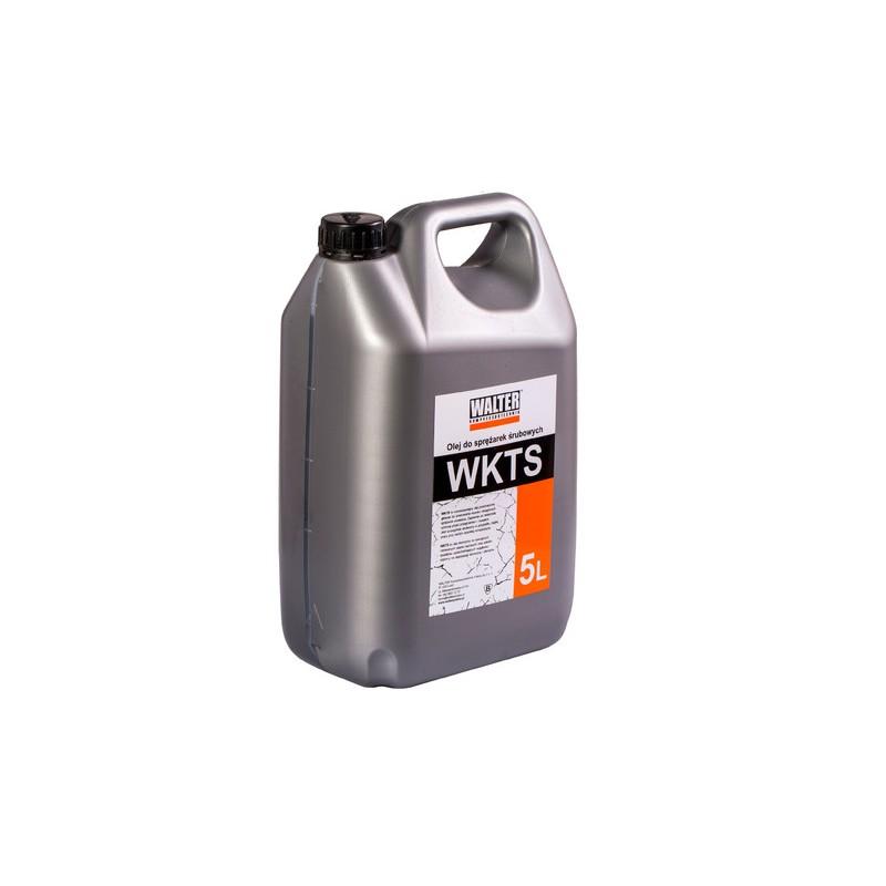 Aktualne Olej mineralny do sprężarek śrubowych WALTER WKTS 5 litrów - Airfix TC58