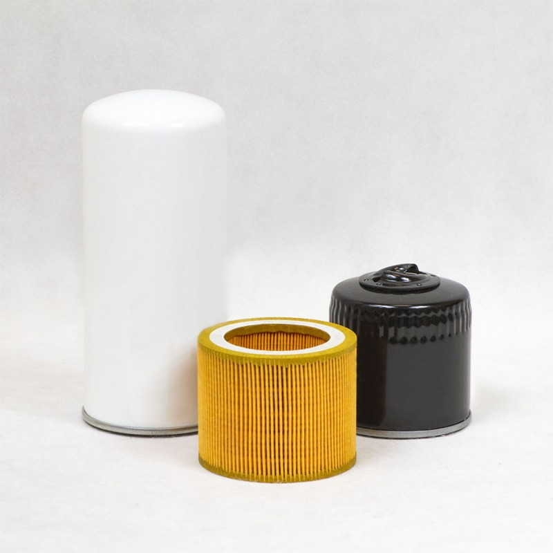 Zastaw filtrów Fiac New Silver 5,5